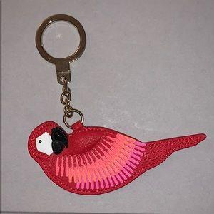 Kate Spade Parrot Key Chain